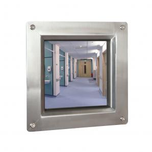 Square Vision Panels